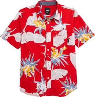 Vans Arachnofloria Woven Shirt