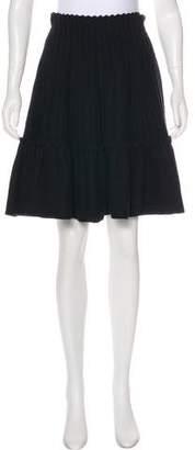 RED Valentino Knee-Length A-Line Skirt