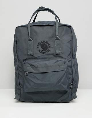 Fjallraven Re-Kanken Slate Backpack