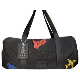 JC de CASTELBAJAC Cloth travel bag