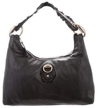 Gucci Leather Sabrina Hobo