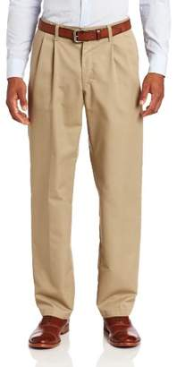 Lee Men's Total Freedom Relaxed Classic-Fit Pleated Pant