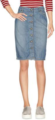 Roy Rogers ROŸ ROGER'S Denim skirts