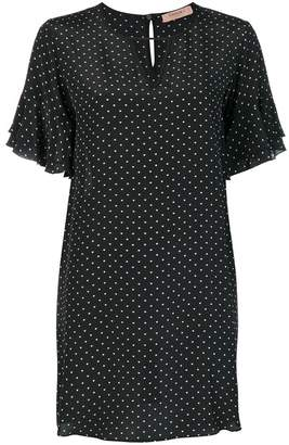 Twin-Set polka dot tunic