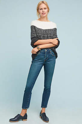 Charli Hand-Knit Tonal Sweater