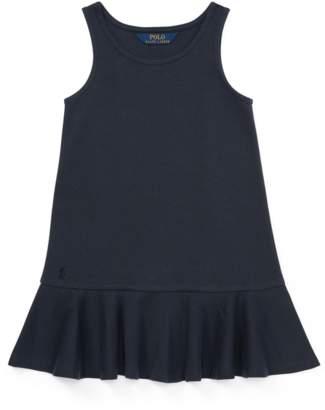 Ralph Lauren Kids Ponte Sleeveless Dress