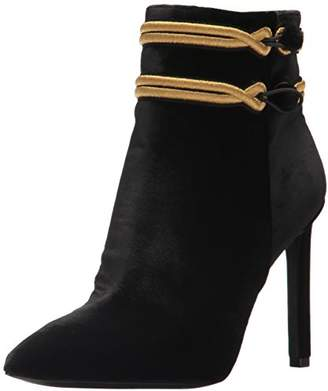 Nine West Women's Teresa Fabric Ankle Boot