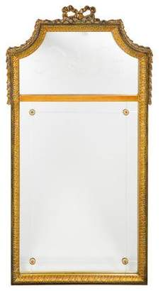 Etched Giltwood Mirror