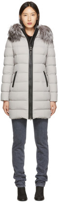 Mackage Grey Down Calla Coat