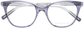 Boucheron cat eye glasses