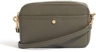Jigsaw Wren Crossbody Leather Bag