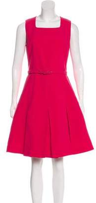 Andrew Gn Sleeveless Knee-Length Dress