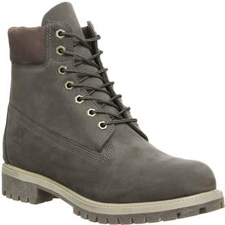 Timberland 6 In Buck Boots Canteen Waterbuck