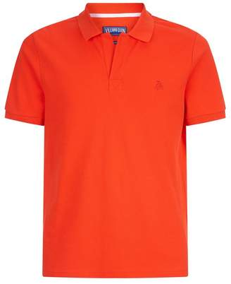 Vilebrequin Cotton Palatin Polo Shirt