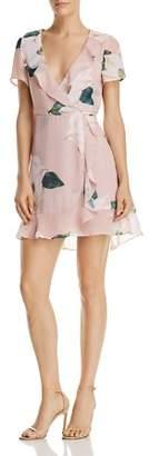 Show Me Your Mumu Winnie Floral Wrap Dress