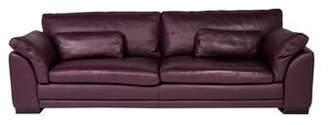 Gurian S.p.a. Leather Sofa