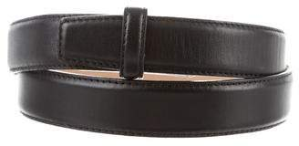 Tiffany & Co. Calfskin Belt Strap