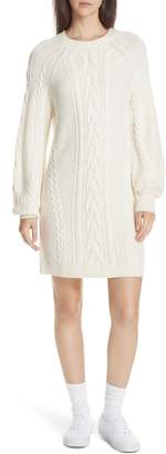 Polo Ralph Lauren Cable Sweater Dress