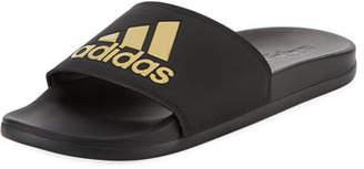 adidas Adilette Colorblock Logo Slide Sandal