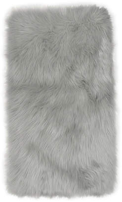 "N. Elle Decor 24"" x 35"" Arctic Accent Rug"