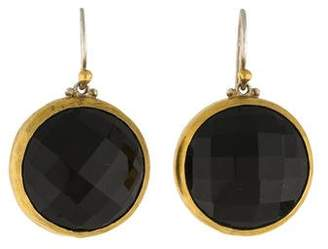 Gurhan Onyx Drop Earrings