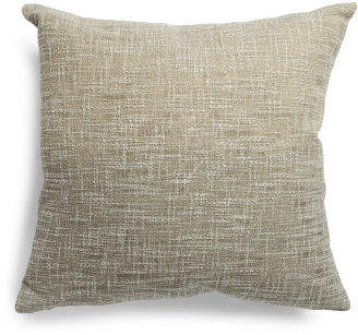 20x20 Made In India Down Filled Solid Pillow