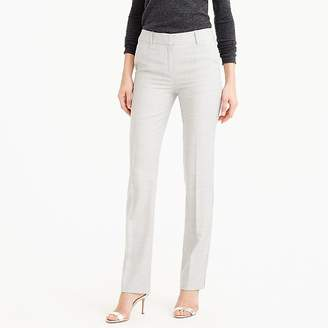 J.Crew Tall Campbell trouser in Super 120s wool
