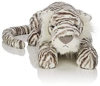 Jellycat Really Big Sacha Snow Tiger Plush Toy