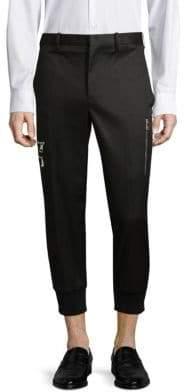 Neil Barrett Rib Cuff Pants