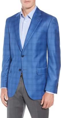 Peter Millar Flynn Classic Fit Wool Sport Coat