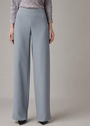 55f2bcfc3b Giorgio Armani Women's Wide Leg Pants - ShopStyle