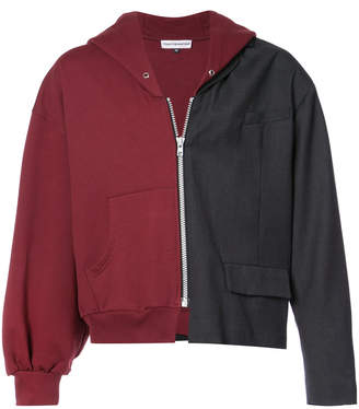 Gosha Rubchinskiy half hoodie jacket