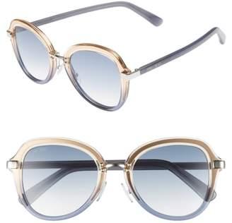 Jimmy Choo Drees 51mm Gradient Sunglasses