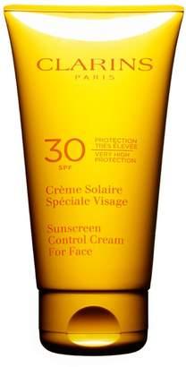 Clarins SPF 30 Sunscreen Control Cream For Face