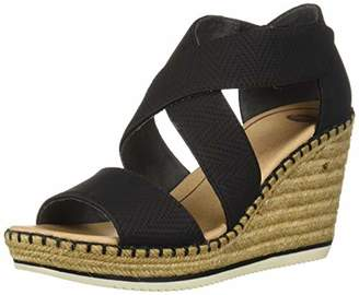 Dr. Scholl's Shoes Women's Vacay Espadrille Wedge Sandal,9 M US
