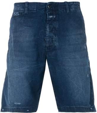 Closed distressed denim shorts