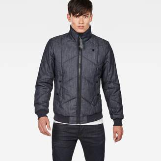 G Star Whistler Meefic Quilted Bomber