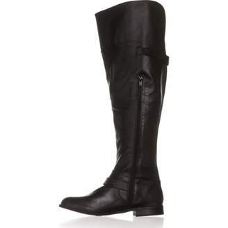 Bar III B35 Daphne Wide Calf Over-The-Knee Boots