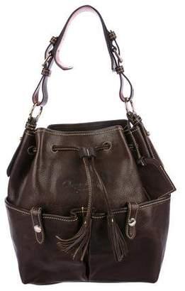 Dooney & Bourke Leather Bucket Bag