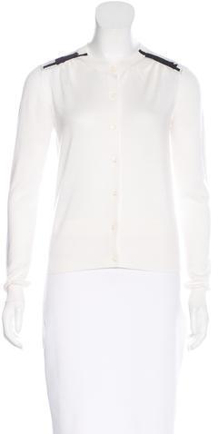 pradaPrada Wool & Silk Cardigan