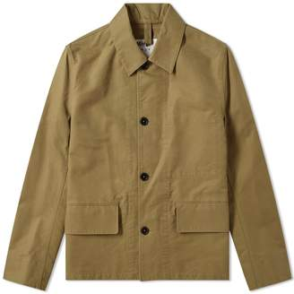 Mhl By Margaret Howell Flap Pocket Jacket