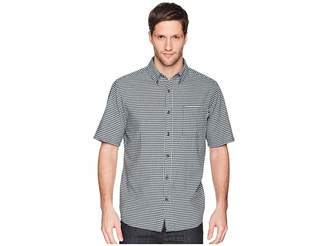 Woolrich Classic Fit Weyland View Short Sleeve Shirt