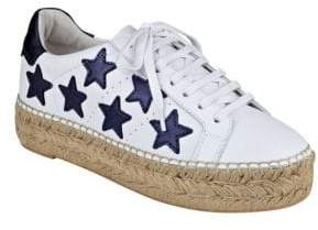 Marc Fisher Marcia Espadrille Platform Sneakers