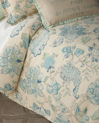 French Laundry Home Camile Queen Duvet