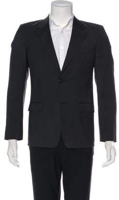 Marc Jacobs Wool-Blend Two Button Blazer