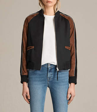 AllSaints Atley Bomber Jacket