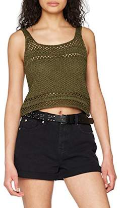 New Look Women's 5784109 Vest Top,(Size:51)
