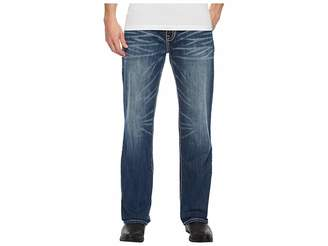 Rock and Roll Cowboy Double Barrel in Medium Wash M0S5122 Men's Jeans