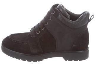 Alexander Wang Kiley Lace-Up Ankle Boots