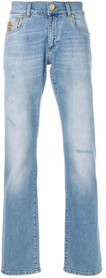 Billionaire slim-fit Simon jeans